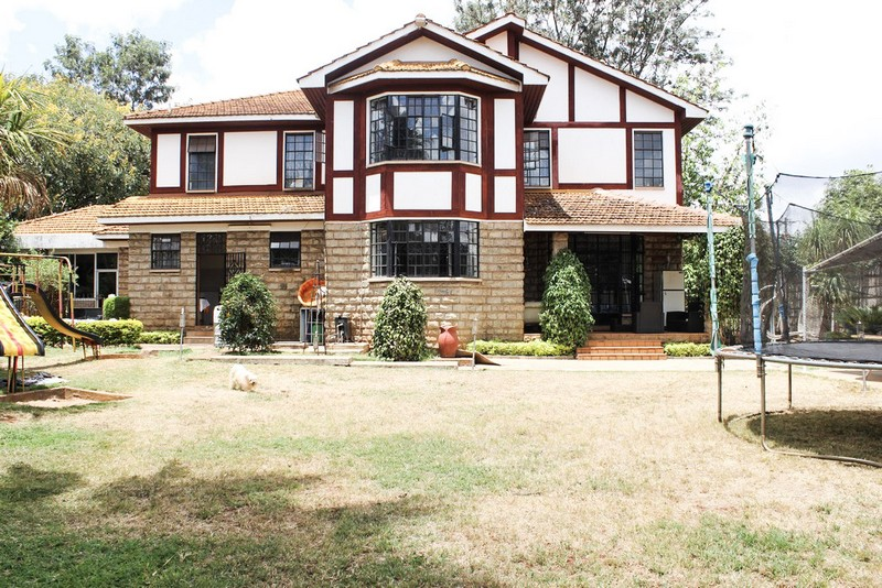 Fit Property 4 Bedroom House For Sale In Runda Nairobi Fit Property